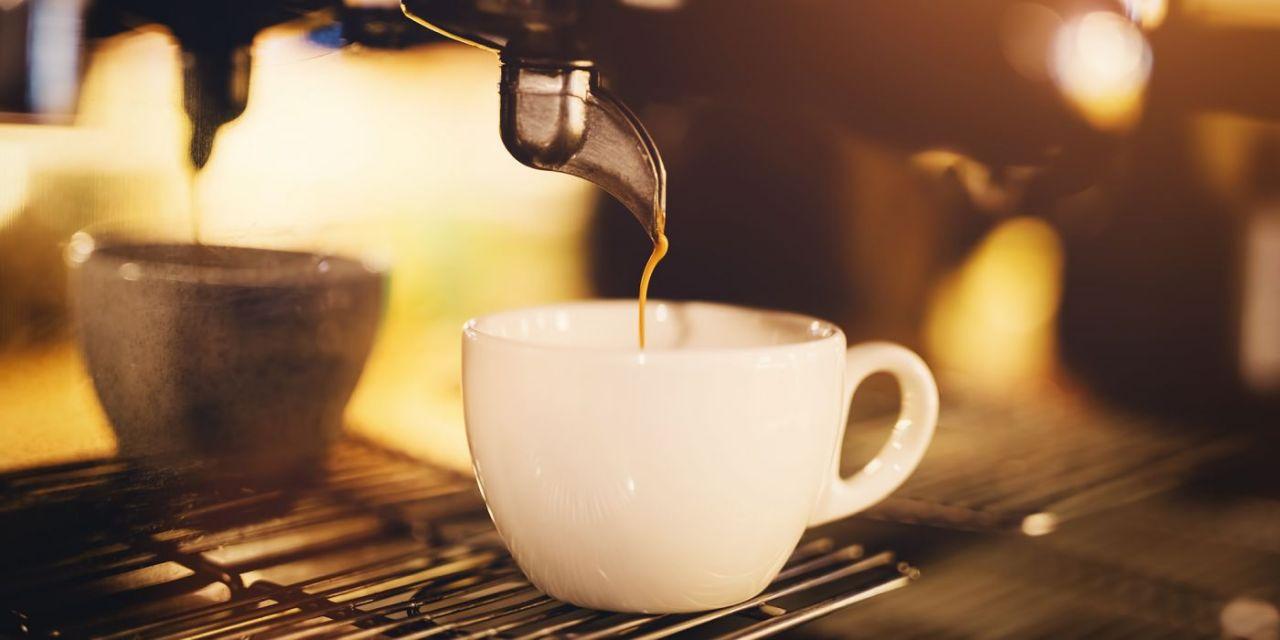 Vad kostar en kopp kaffe om dagen?