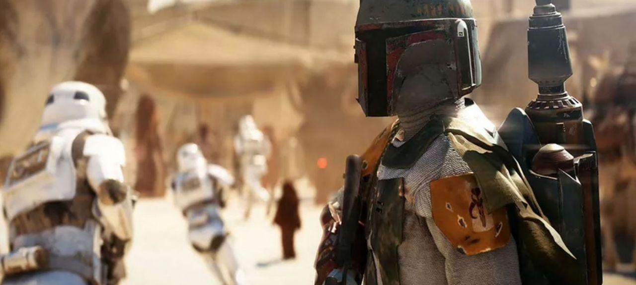 Disney visar upp nya Star Wars-serien