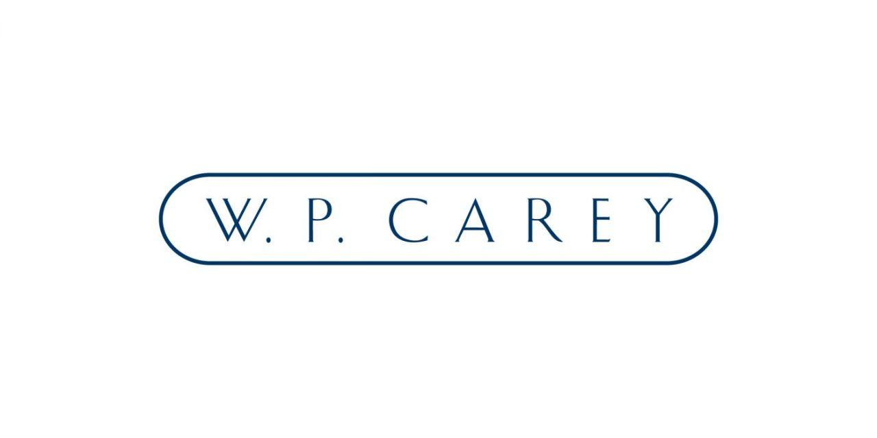 WP Carey höjer utdelningen