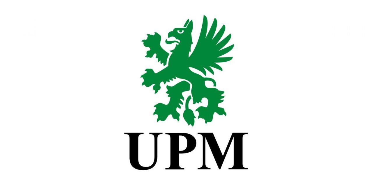 Fyllt på med UPM